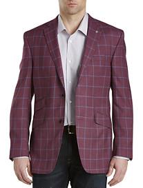 Ted Baker® Endurance Windowpane Wool Sport Coat