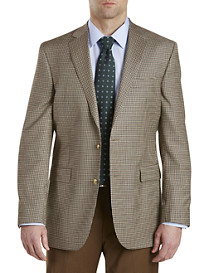 Jack Victor® Mini Check Wool Sport Coat