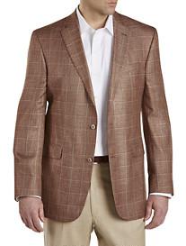 Jack Victor® Windowpane Sport Coat
