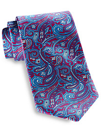 Robert Talbott Best of Class Tight Abstract Paisley Silk Tie