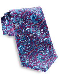 Robert Talbott Best of Class Tight Abstract Paisley Silk Tie