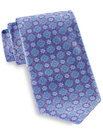 Robert Talbott Best of Class Medium Circle Medallion Silk Tie