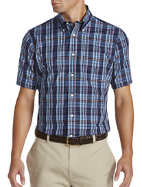Brooks Brothers® Non-Iron Multi Plaid Broadcloth Sport Shirt