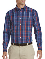 Brooks Brothers® Non-Iron Vintage Plaid Broadcloth Sport Shirt