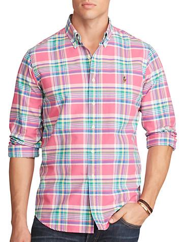 Polo Ralph Lauren Oxford Sport Shirt | Button Down from Destination XL
