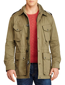 Polo Ralph Lauren® Cotton-Blend Utility Jacket