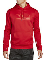 PRL TECH POLY FLCE HOODIE