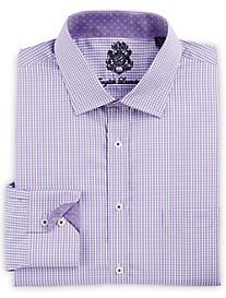 English Laundry™ Small Check Dress Shirt