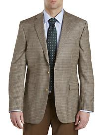 Jack Victor Mini Check Wool Sport Coat – Executive Cut