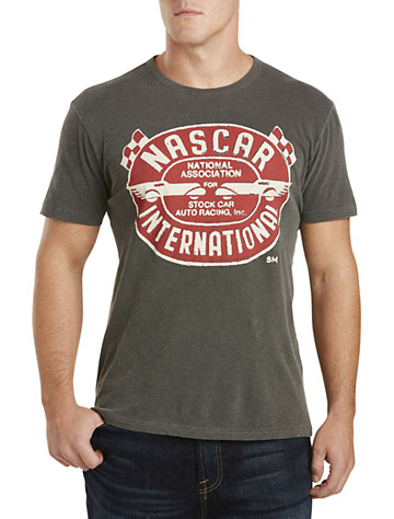 Lucky Brand® NASCAR International Graphic Tee