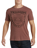 Lucky Brand® Triumph Motorcycles Graphic Tee
