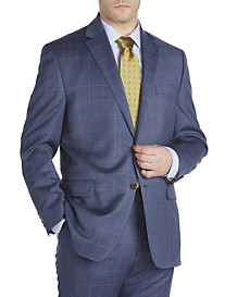 Ralph by Ralph Lauren Comfort Flex Windowpane Suit Jacket