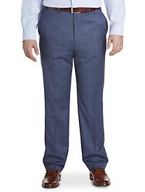 Ralph by Ralph Lauren Comfort Flex Windowpane Suit Pants