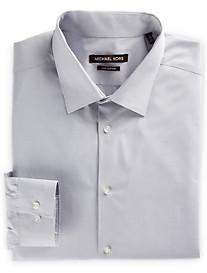 Michael Kors® Micro Check Dress Shirt