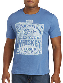 Lucky Brand® Whiskey Closer Graphic Tee