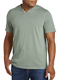 Lucky Brand® Notch-Neck Tee