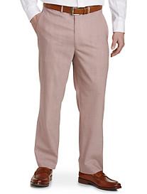 Ballin 6 East Super 130's Opulent Tropical Wool Trousers