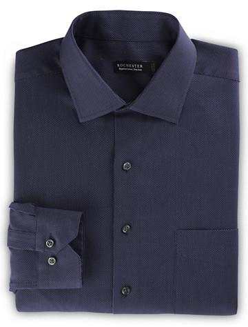 Rochester Non-Iron Pindot Dress Shirt - $89.5