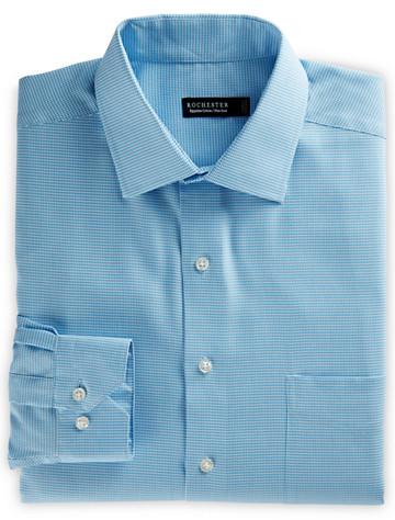 Rochester Mini Houndstooth Dress Shirt - $89.50