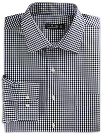 Rochester Non-Iron Dobby Gingham Dress Shirt