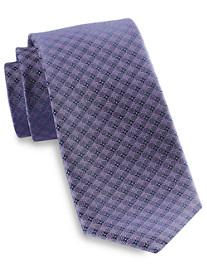 Rochester Small Box Mixed Neat Silk Tie