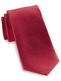 Rochester Small Spaced Floral Silk Tie