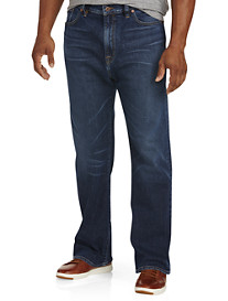 Lucky Brand® Abbot Medium Wash Jeans – Relaxed Straight 181 Fit