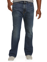 Lucky Brand® Marshalls Beach Medium Wash Jeans – Relaxed Straight 181 Fit
