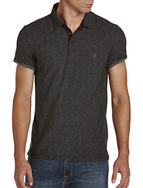 Calvin Klein Jeans® Printed Jersey Polo