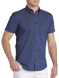 Calvin Klein® Sport Dot-Print Sport Shirt