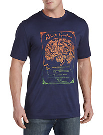 Robert Graham® Thinking Graphic Tee