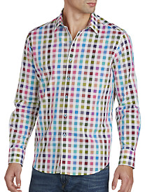 Robert Graham® Reddy Multi Check Sport Shirt