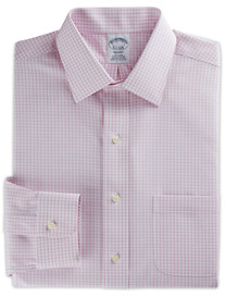 Brooks Brothers® Non-Iron Sandwheeler Check Dress Shirt