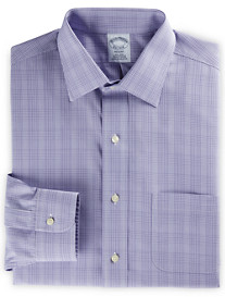Brooks Brothers® Non-Iron Tonal Plaid Dress Shirt