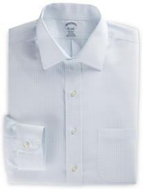 Brooks Brothers® Non-Iron Graph Check Dress Shirt