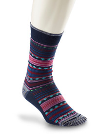 Robert Graham® Nangal Stripe Socks