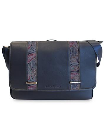 Robert Graham® Paisley Messenger Bag - ( Bags, Luggage & Wallets )