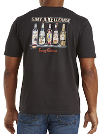 Tommy Bahama® Juice Cleanse Graphic Tee