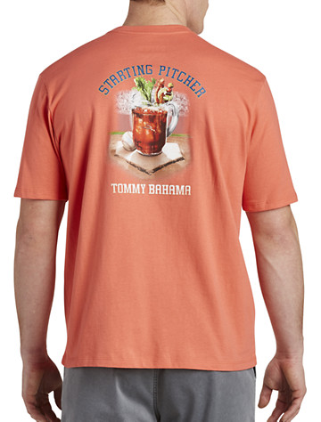 Tommy Bahama® Starting Pitcher Tee