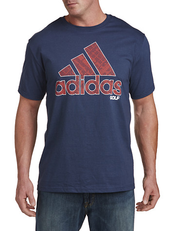 adidas® American Golf Tee - from Adidas