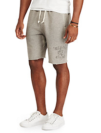 Polo Ralph Lauren® Graphic Fleece Shorts