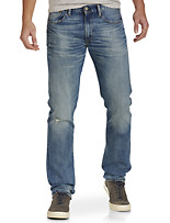 Polo Ralph Lauren® Hampton Straight-Fit Lightweight Crawford Wash Jeans