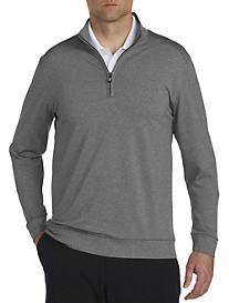 Cutter & Buck® CB DryTec™ Shoreline Half-Zip Pullover