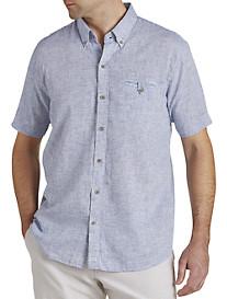 Cutter & Buck® Cove Stripe Sport Shirt
