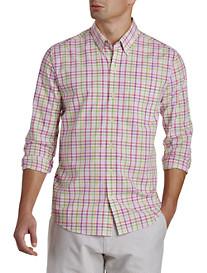 Cutter & Buck® Wrinkle-Free Laurel Grove Check Sport Shirt