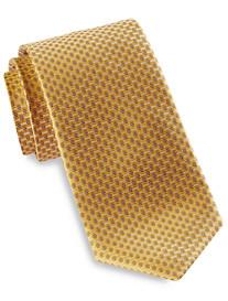 Robert Talbott Best of Class Micro Floral Silk Tie