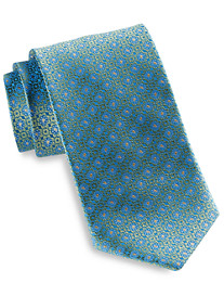 Robert Talbott Best of Class Small Floral Silk Tie