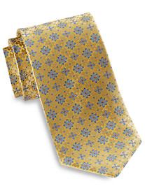 Robert Talbott Repeating Floral Silk Tie