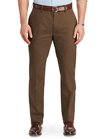 Polo Ralph Lauren® Stretch Twill Flat-Front Chinos
