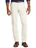 Polo Ralph Lauren® 5-Pocket Stretch Cotton Flat-Front Pants